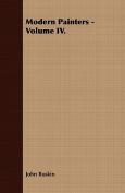 Modern Painters - Volume IV.