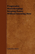 Progressive Housekeeping