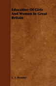 Education Of Girls And Women In Great Britain