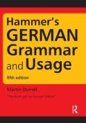 Hammer's German Grammar and Usage  [GER]