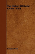 The History of David Grieve - Vol I
