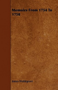 Memoirs from 1754 to 1758