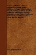 Genealogy Britton - Barron, Batoheller, Bigelow, Brown, Bullock, Coolldge, Fiske, Fletcher, French, George, Goddard, Goodale, Hallstone, Harrington, L