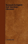Denmark in English and American Literature