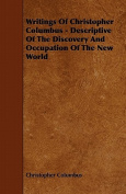 Writings of Christopher Columbus - Descriptive of the Discovery and Occupation of the New World