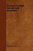 Zoology for High Schools and Academies