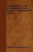 Contributions to the Early History of New Zealand -