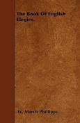 The Book of English Elegies.