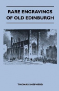 Rare Engravings of Old Edinburgh