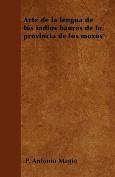 Arte de La Lengua de Los Indios Baures de La Provincia de Los Moxos [Spanish]