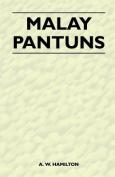 Malay Pantuns