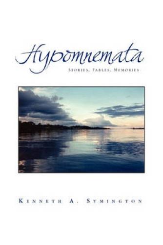 Hypomnemata by Kenneth A. Symington.