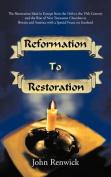 Reformation to Restoration