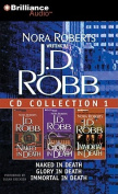 J.D. Robb CD Collection 1