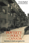 Poverty and Policy in Canada