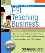 Start and Run an ESL Teaching Business