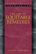 The Law of Equitable Remedies
