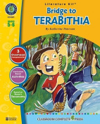 Classroom Complete Press CC2501 Bridge to Terabithia - Literature Kit