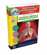 Circulatory, Digestive & Reproductive Systems, Grades 3-8