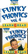 Funky Phonics Learn to Read [With CD]