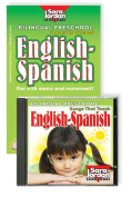 Bilingual Preschool English-Spanish [With CD (Audio)]
