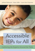 Accessible IEPs for All