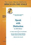 Speak with Distinction