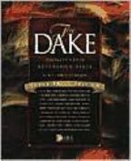 Dake Annotated Reference Bible-KJV-Large Print [Large Print]