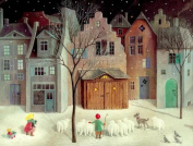 Silent Night Advent Calendar