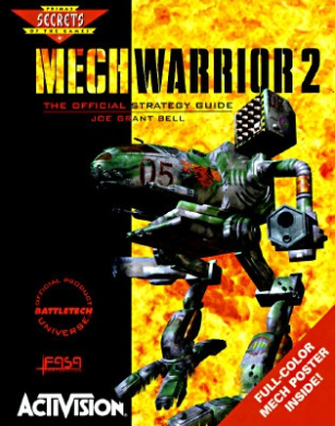 MechWarrior 2: The Tribes - The Official Strategy Guide (Secrets of the Games S.)