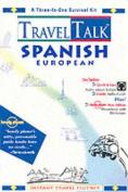 Traveltalk Spanish (European) with Book