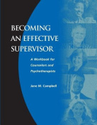 Becoming an Effective Supervisor