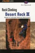 Rock Climbing Desert Rock