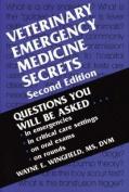 Veterinary Emergency Medicine Secrets