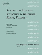 Seismic and Acoustic Velocities in Reservoir Rocks: Recent Developments