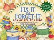 Fix-It and Forget-It Box of Recipe Cards