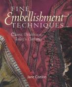 Fine Embellishment Techniques