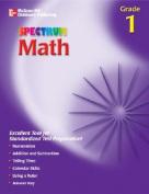Spectrum Math Wkbk 1