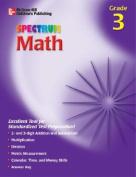 Spectrum Math Wkbk 3