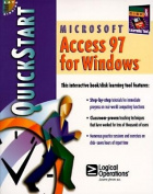 Microsoft Access 97 for Microsoft Windows Quickstart
