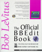 The Official BBEdit Book