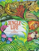 Jungle Life (At Your Fingertips) [Board book]