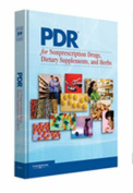 PDR for Nonprescription Drugs, Dietary Supplements and Herbs
