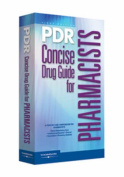 PDR Concise Guide for Pharmacists