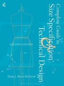 Complete Guide to Size Specification and Technical Design [With CDROM]
