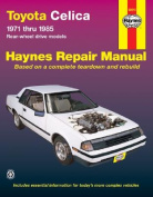 Toyota Celica RWD (71-85) Automotive Repair Manual