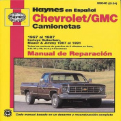 Chevrolet/GMC Camionetas 1967 Al 1987 [Spanish]