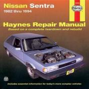 fits Nissan Sentra (1982-1994) Automotive Repair Manual