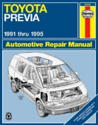 Toyota Previa (91-95) Automotive Repair Manual