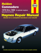 Holden Commodore Australian Automotive Repair Manual